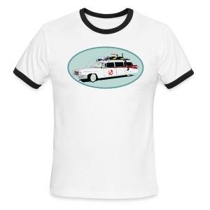 Ecto - Men's Ringer T-Shirt