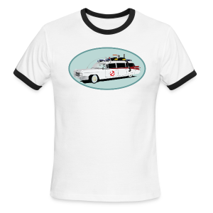 Ecto - Men's Ringer T-Shirt