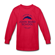 Kids' Shirts ~ Kids' Long Sleeve T-Shirt ~ Kid's Long Sleeve T-Shirt -  Multiple color choices available