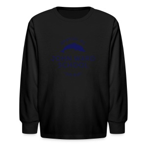 Kid's Long Sleeve T-Shirt -  Multiple color choices available - Kids' Long Sleeve T-Shirt