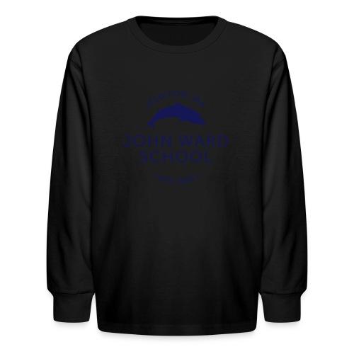 Kid's Long Sleeve T-Shirt -  Multiple color choices available - Kids' Long Sleeve T-Shirt