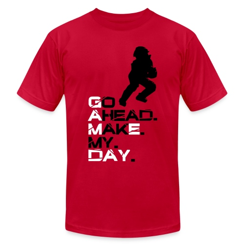 Do It - Men's Fine Jersey T-Shirt