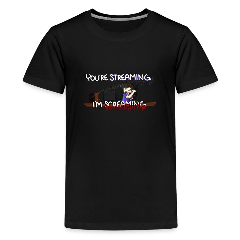 You're Streaming? I'm Screaming - Kids' Premium T-Shirt