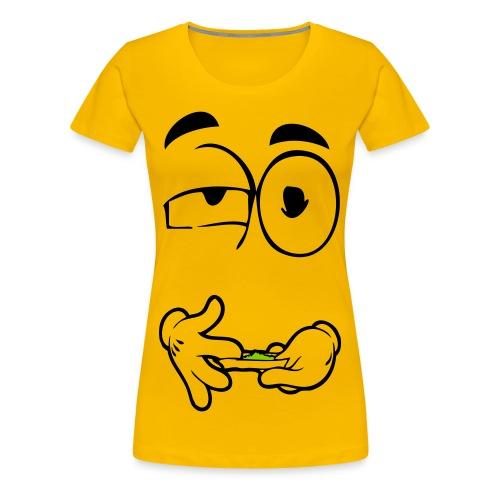 BREAK-DOWN TEE - Women's Premium T-Shirt