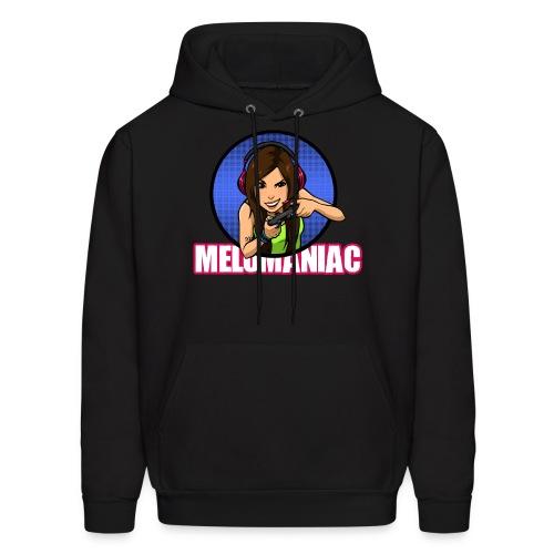 Melomaniac Hoodie - Men's Hoodie