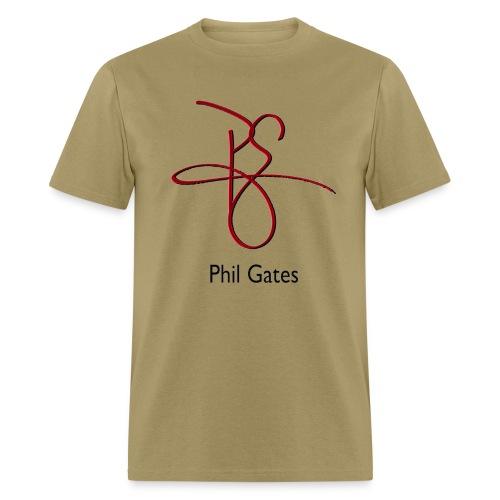 Phil Gates Tee - Men's T-Shirt
