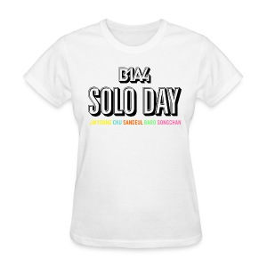 SoloBlackCNFemale - Women's T-Shirt