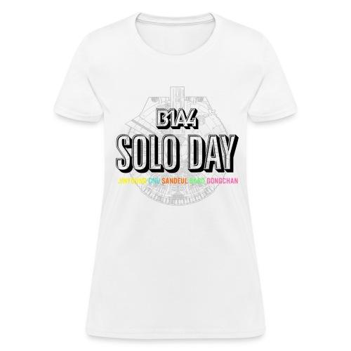 SpaceBlackCNFemale - Women's T-Shirt