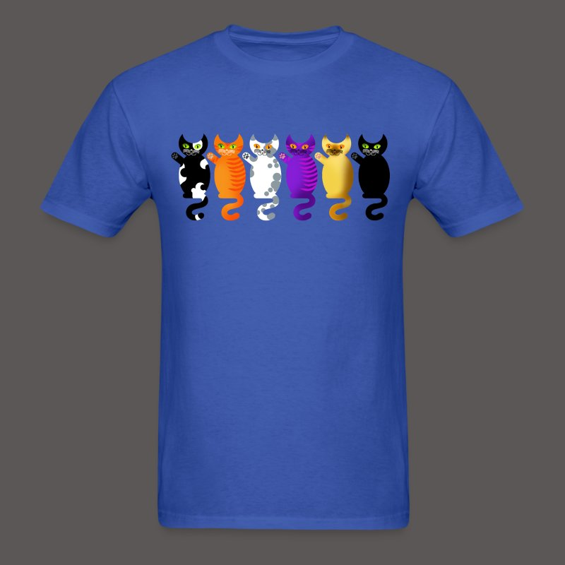 CATS X 6 - Men's T-Shirt