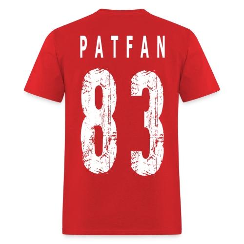 JT Pat T-Shirt Jersey - Men's T-Shirt