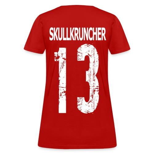 Women's JT Skullkruncher Jersey Shirt - Women's T-Shirt