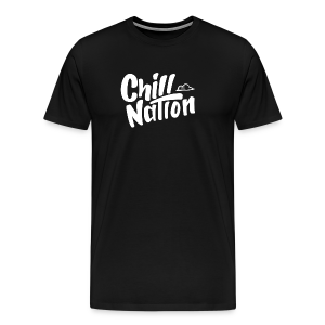 Plain Chill Nation T-Shirt - Men's Premium T-Shirt