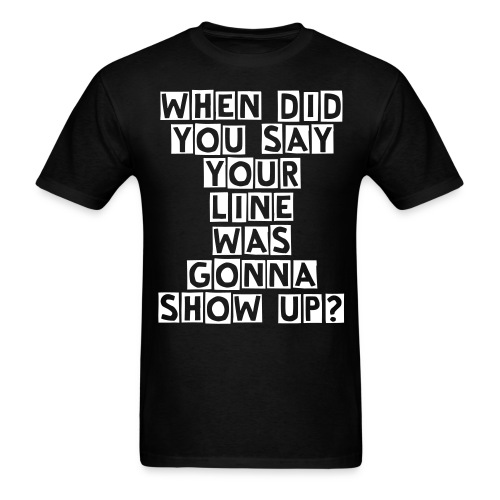 When did... - Men's T-Shirt