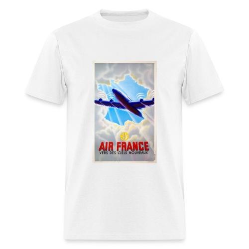Percival Studios - Air France - Men's T-Shirt