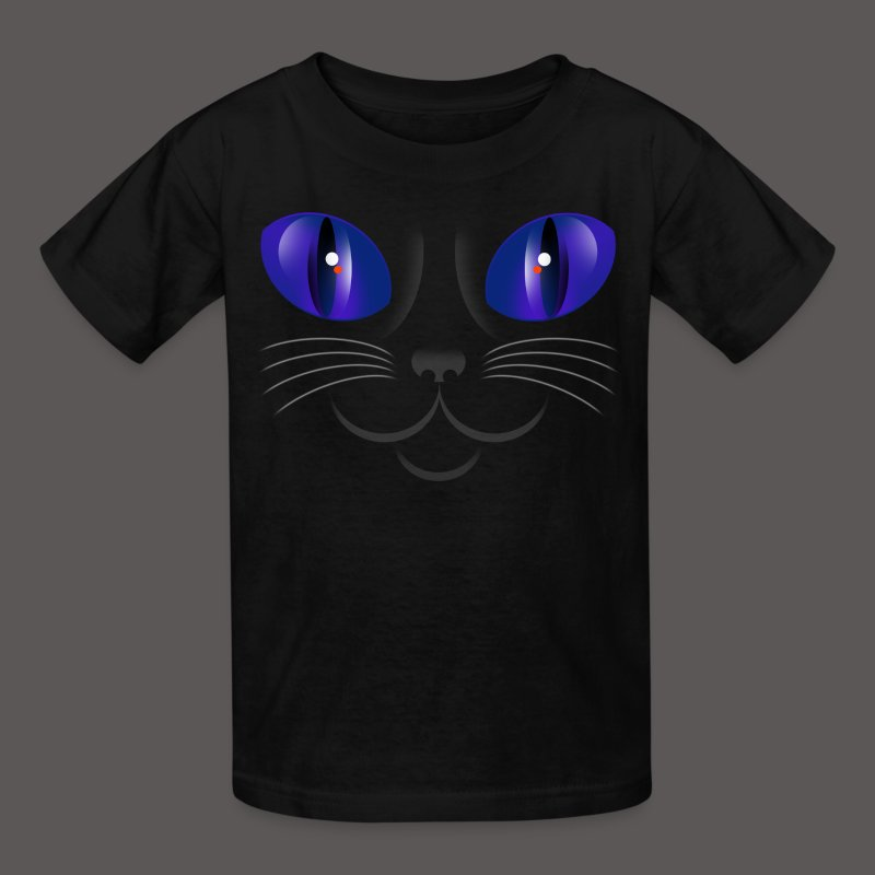 CAT FACE - Kids' T-Shirt