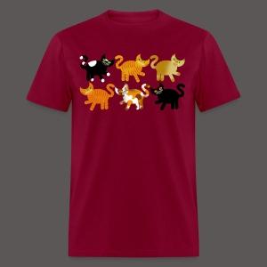 CATPROWL - Men's T-Shirt