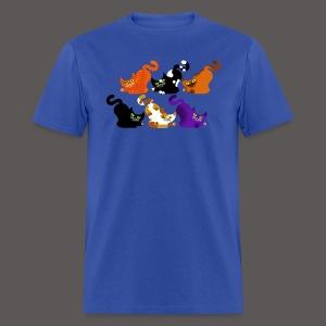 CAT POUNCE - Men's T-Shirt