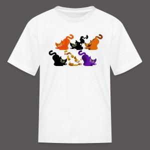 CAT POUNCE - Kids' T-Shirt