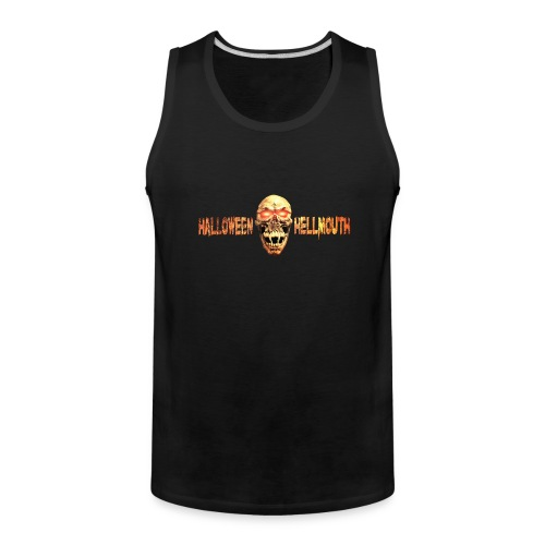 Mens Hellmouth Logo Tank-Top - Men's Premium Tank