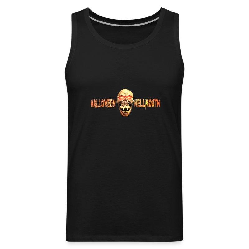 Mens Hellmouth Logo Tank-Top - Men's Premium Tank