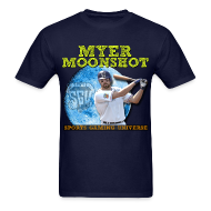 T-Shirts ~ Men's T-Shirt ~ Myer Moonshot Tee