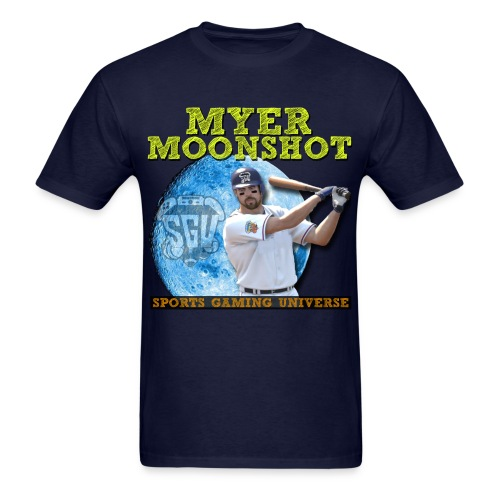Myer Moonshot Tee - Men's T-Shirt