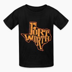 Fort worth Kids' Shirts