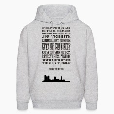 Fort worth Hoodies