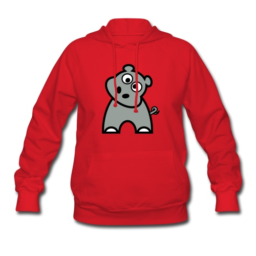 I want a Hippopotamus for Christmas Hoodie - Women's Hoodie