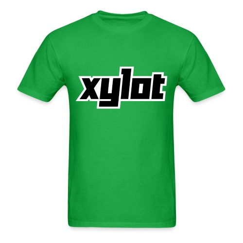 Xylot Branded Men's T-Shirt - Men's T-Shirt