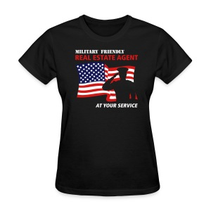 Military Friendly Tee - Women's T-Shirt