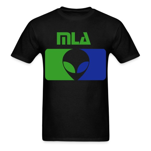 Major League Alien T-Shirt - Men's T-Shirt