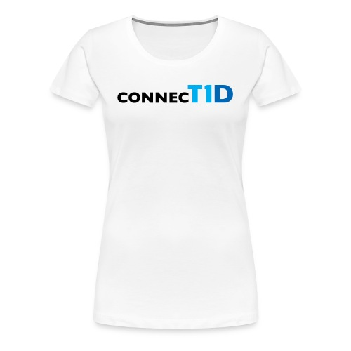 ConnecT1D Women's T-shirt - Women's Premium T-Shirt