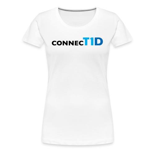 ConnecT1D Women's T-shirt - Women's Premium T-Shirt