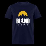 T-Shirts ~ Men's T-Shirt ~ Blind Courage