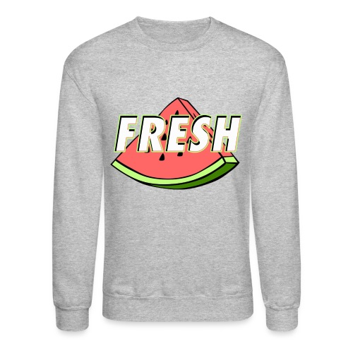 FRESH CREW NECK - Crewneck Sweatshirt