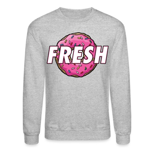 FRESH CREW NECK - Crewneck Sweatshirt