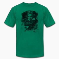 Ludwig van Beethoven - Abstract Watercolor Style T-Shirts