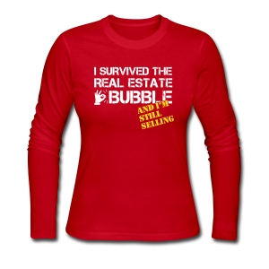 Survived the Bubble Jersey - Women's Long Sleeve Jersey T-Shirt