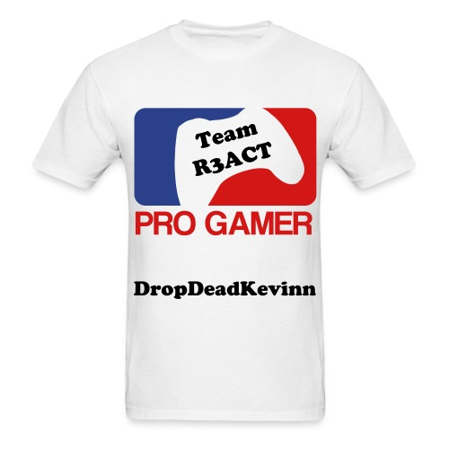DropDeadKevinn's shirt - Men's T-Shirt