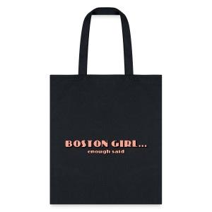 Boston Tote Bags - Tote Bag