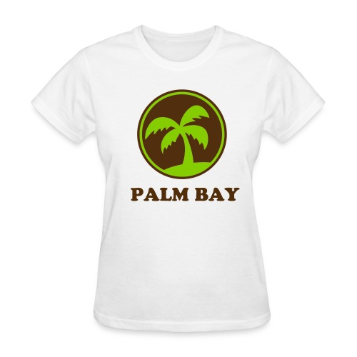Palm Bay woman's t-shirt - Women's T-Shirt