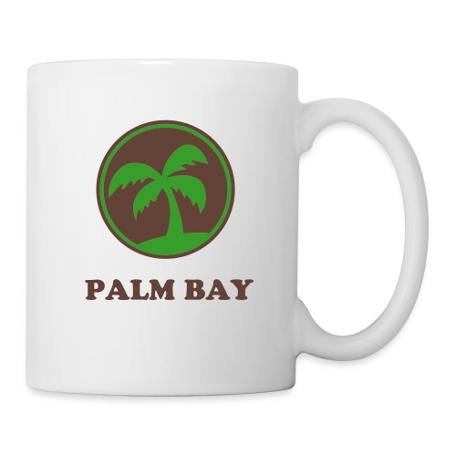 Palm Bay single coffee mug - Coffee/Tea Mug