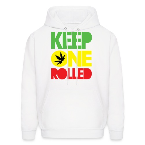 Keep One Rolled (M) - Men's Hoodie