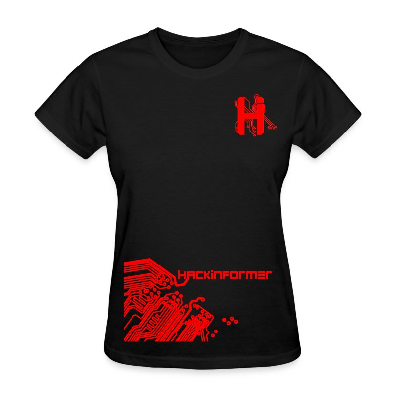 new re template copy.png - Women's T-Shirt