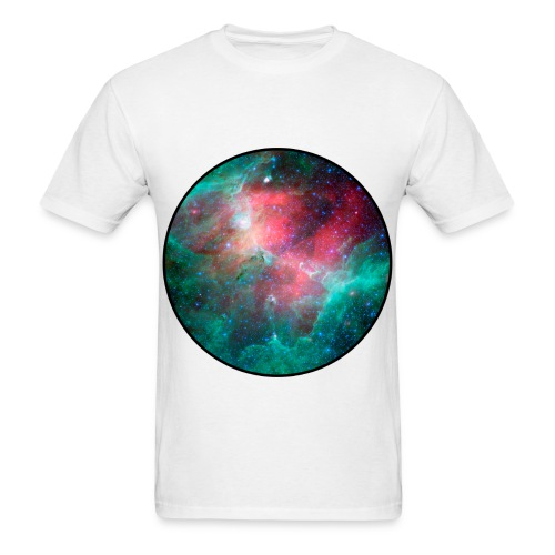 Astral Orbit - Men's T-Shirt