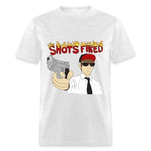 Shots Fired - Men's T-Shirt