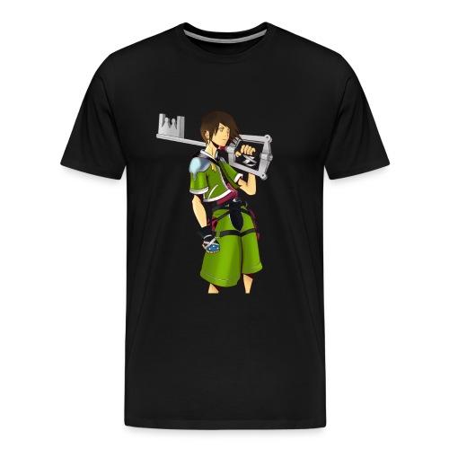 Cynical Design Tee - Men's Premium T-Shirt