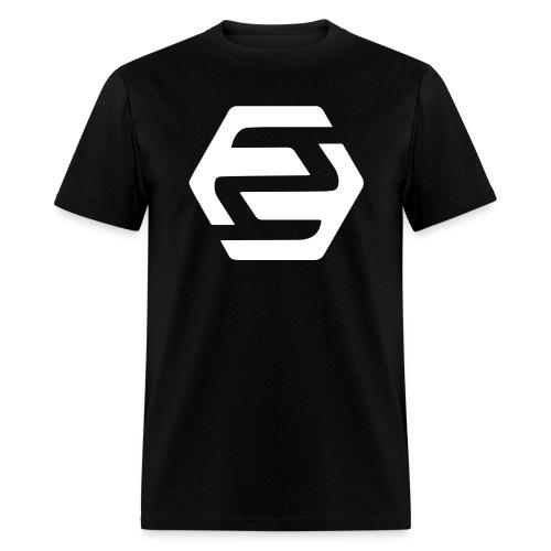 2F | Black Men T-Shirt - Men's T-Shirt