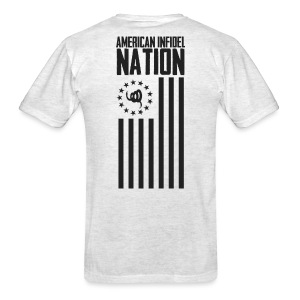 Nation - Men's T-Shirt